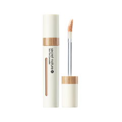 Консилер Secret Nature Skin Tint Concealer 01 (Цвет 01 Pink Beige variant_hex_name FFE1C2) monitor yellow tint