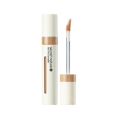 Консилер Secret Nature Skin Tint Concealer 02 (Цвет 02 Natural Beige variant_hex_name FDC8A8) nyx professional makeup консилер для лица concealer jar sand beige 045