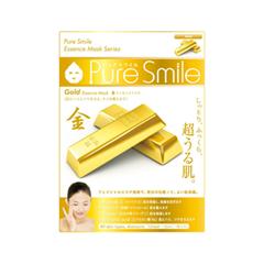 Тканевая маска SunSmile Pure Smile Gold Essence Mask (Объем 23 мл) компактные маски для лица missha pure source pocket pack