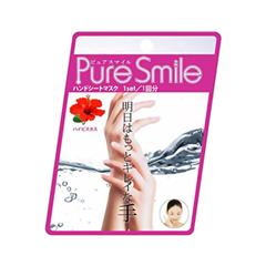 Маска SunSmile Pure Smile Hand Pack Extract Hibiscus (Объем 16 мл) high quality horny goat weed extract icariin10% 50% 60% 80% 98% epimedium extract pure natural epimedium extract 400g bag