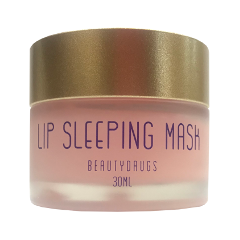 Маска для губ BeautyDrugs Ночная маска для губ Lip Sleeping Mask (Объем 50 мл) маска matis clay mask balancing and purifying mask объем 50 мл
