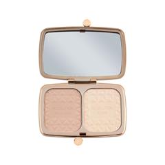 Для лица Makeup Revolution Renaissance Glow Bronzer and Highlighter Palette (Цвет Renaissance Glow variant_hex_name EBD1BA) цена