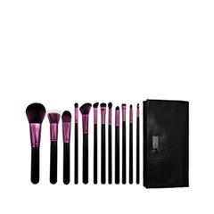 Набор кистей для макияжа Royal & Langnickel Guilty Pleasures... Wrath™ – 12pc Brush Wrap Kit 10pcs free shipping at28c256 15pc at28c256 12pc
