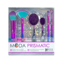 Набор кистей для макияжа Royal & Langnickel MŌDA® Prismatic 6pc Deluxe Gift Kit щетка кисть для лица angels and demons