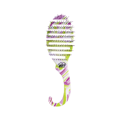 Shower Detangler Green/Purple Swirl