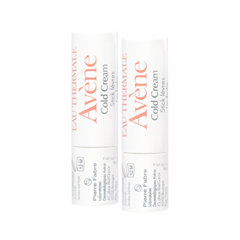 Бальзам Avène Набор Cold Cream Stick Lèvres Apaisant (Объем 2*4 г) 2 мл