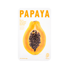 Тканевая маска The Iceland Papaya Mask (Объем 20 г)  мл