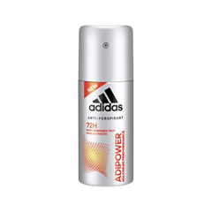 Дезодорант Adidas Adipower Anti-Perspirant Deodorant Spray 72h (Объем 150 мл) дезодорант adidas anti perspirant roll ons male cool