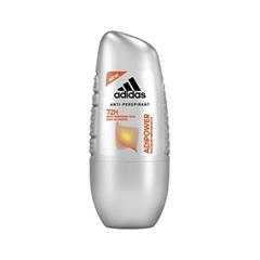 Дезодорант Adidas Adipower Anti-Perspirant Roll-On Deodorant 72h (Объем 50 мл) дезодорант vichy 48 hour no trace anti perspirant deodorant roll on объем 50 мл