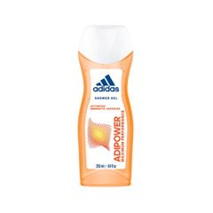 Гель для душа Adidas Adipower Shower Gel for Her (Объем 250 мл) гель для душа korres blue sage lime fir wood shower gel 250 мл