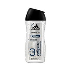 Гель для душа Adidas Adipure 3-in-1 Shower Gel (Объем 250 мл) гель для душа korres shower gel mango