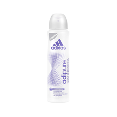 Дезодорант Adidas Adipure Anti-Perspirant Deo Body Spray 24h (Объем 150 мл)