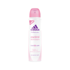 Дезодорант Adidas Cool & Care Control Anti-Perspirant Deo Body Spray 48h (Объем 150 мл) premier лосьон для тела колокольчик premier body care body lotion bell a26 300 мл