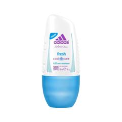 Дезодорант Adidas Cool & Care Fresh Anti-Perspirant Roll-On Deodorant 48h (Объем 50 мл) дезодорант vichy 48 hour no trace anti perspirant deodorant roll on объем 50 мл