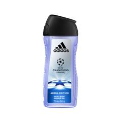 Гель для душа Adidas UEFA Champions League Arena Edition Shower Gel (Объем 250 мл) гель для душа korres shower gel mango