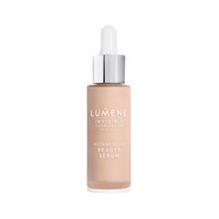 Сыворотка Lumene Invisible Illumination Instant Glow Beauty Serum Universal Light (Цвет Universal Light variant_hex_name ECDFD6) сыворотка lumene arctic dew quenching aqua serum 30 мл
