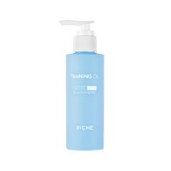 Средства для загара Riche Blue Raspberry Natural Tanning Oil SPF8 (Объем 150 мл) масло riche pure grape seed oil объем 100 мл