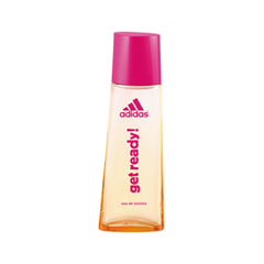 Туалетная вода Adidas Get Ready! For Her (Объем 30 мл) get ready for business preparing for work student book 2