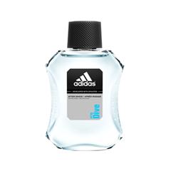 После бритья Adidas Ice Dive After Shave (Объем 50 мл) лосьоны после бритья denimen cold ice охлаждающий понтипарфюм