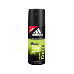 Дезодорант Adidas Pure Game Deo Body Spray (Объем 150 мл) adidas pure game туалетная вода 100 мл