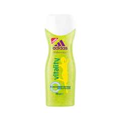 Гель для душа Adidas Vitality Shower Gel Female (Объем 250 мл) гель для душа korres shower gel mango