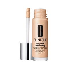 Тональная основа Clinique Beyond Perfecting Makeup Alabaster (Цвет Alabaster variant_hex_name F0C2A9) catrice eyebrow filler perfecting