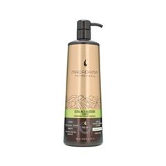 Шампунь Macadamia Ultra Rich Moisture Shampoo (Объем 1000 мл) macadamia professional шампунь увлажняющий для жестких волос ultra rich moisture shampoo 100мл