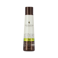 Шампунь Macadamia Weightless Moisture Shampoo (Объем 300 мл) macadamia professional шампунь увлажняющий для жестких волос ultra rich moisture shampoo 100мл