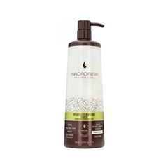 Шампунь Macadamia Weightless Moisture Shampoo (Объем 1000 мл) macadamia professional шампунь увлажняющий для жестких волос ultra rich moisture shampoo 100мл