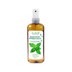 Дезодорант для ног Green Mama Ароматический дезодорант для ног (Объем 250 мл) ванночка для ног яблочный уксус и чайное дерево green mama 250 мл