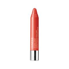 Цветной бальзам для губ Clinique Chubby Stick Moisturizing Lip Colour Balm 12 (Цвет 12 Oversized Orange variant_hex_name F17763) solid ruffle trim oversized dress