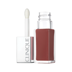 Блеск для губ Clinique Clinique Pop Lacquer Lip Colour + Primer 01 (Цвет 01 Cocoa Pop variant_hex_name B0535A) christina fitzgerald набор лаков для ногтей colour pop разноцветный дождик 5x5ml