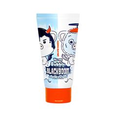 Очищение Elizavecca Hell-Pore Bubble Blackboom Pore Pack (Объем 150 мл) маска caolion pore blackhead eliminating t zone strip