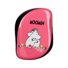 Расчески и щетки Tangle Teezer Compact Styler Moomin Pink (Цвет Moomin Pink variant_hex_name e95a7d) free shipping sda 63 95 63mm bore 95mm stroke double acting valve actuator cylinder pneumatic sda63 95 compact air cylinders
