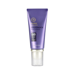 BB крем The Face Shop  It Magic Cover  Cream SPF20 #V203 (Цвет # Natural Beige variant_hex_name CB9E81)