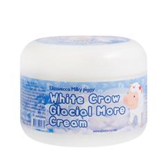 Крем Elizavecca Milky Piggy White Crow Glacial More Cream (Объем 100 г) 100 мл многофункциональный bb крем elizavecca milky piggy bb cream