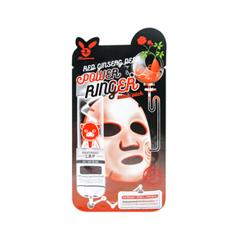 Тканевая маска Elizavecca Red Ginseng Deep Power Ringer Mask Pack (Объем 23 мл)