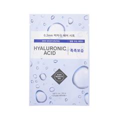 Тканевая маска Etude House 0.2 Therapy Air Mask Hyaluronic Acid Moisturizing (Объем 20 мл) тканевая маска etude house 0 2 therapy air mask ceramide deep moisturizing объем 20 мл
