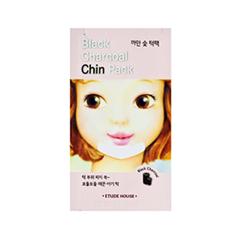 Очищение Etude House Black Charcoal Chin Pack zy006 professional tattoo carbon water charcoal pen set black 10 pcs