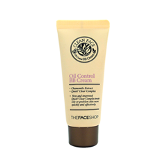 BB крем The Face Shop Clean  Oil Control  Cream (Объем 35 мл)