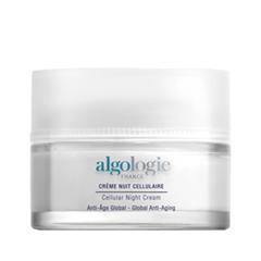 Антивозрастной уход Algologie Ночной клеточный крем (Объем 50 мл)