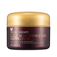 Маска Mizon Good Night Wrinkle Care Sleeping Mask (Объем 75 мл) ночная маска с ретинолом и аденозином mizon good night wrinkle care sleeping mask