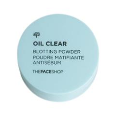 Рассыпчатая пудра The Face Shop Oil Clear Blotting Powder (Цвет Clear variant_hex_name E5EAF0) пудра secret key rose water oil clear powder 5 г