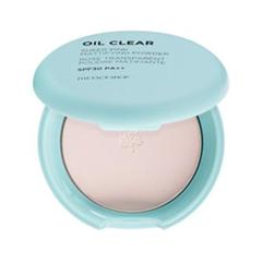 Компактная пудра The Face Shop Oil Clear Sheer Pink Mattifying Powder SPF30 PA++ (Цвет Clear Sheer Pink variant_hex_name DBB9AD) пудра secret key rose water oil clear powder 5 г