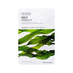 Тканевая маска The Face Shop Real Nature Kelp Face Mask (Объем 20 г) 20 мл