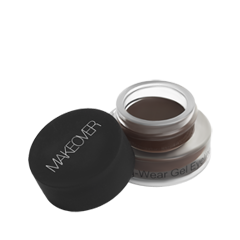 Подводка Makeover Paris Long-Wear Gel Eyeliner 02 (Цвет  Espresso Ink variant_hex_name 483C36)