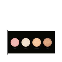 Хайлайтер LASplash Cosmetics Lumos Highlighter Palette famous names lumos instant impact bottom coat 15 ml