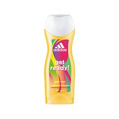 Гель для душа Adidas Get Ready! for her Shower Gel (Объем 250 мл) adidas гель для душа get ready для тела и волос мужской 250 мл