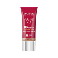 BB крем Bourjois Healthy Mix  Cream Anti-Fatigue 03 (Объем 30 мл Цвет  Dark/Fonce variant_hex_name BE8866)