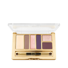Для глаз Milani Everyday Eyes Powder Eyeshadow Collection 04 (Цвет 04 Plum Basics variant_hex_name B897B6) kinklight 074132 04